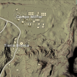 Miramar | PUBG Interactive Loot Map | Playerunknowns